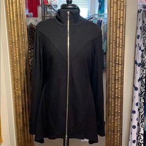 Joseph Ribkoff Zip front top/jacket